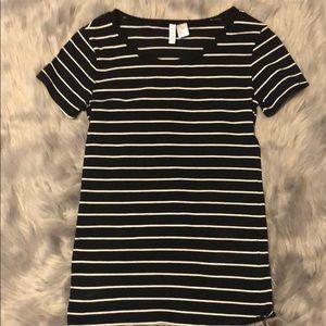 NWOT H&M striped tee